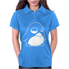 Tux Linux Pinguin Nerd Womens Polo