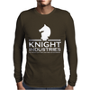 TV T-shirt inspired by Knight Rider - TV Mens Long Sleeve T-Shirt