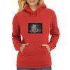 Twelve Elves Womens Hoodie