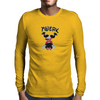 TWERK MINNIE Mens Long Sleeve T-Shirt