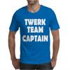 Twerk Team Captain - Funny Mens T-Shirt