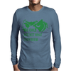 TWIN PEAKS  OWLS Mens Long Sleeve T-Shirt