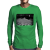 Twin Peaks Room Mens Long Sleeve T-Shirt