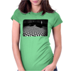 Twin Peaks Room Womens Fitted T-Shirt