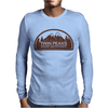 Twin Peaks Sheriff Department Mens Long Sleeve T-Shirt