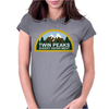 TWIN PEAKS Womens Fitted T-Shirt