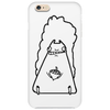 twitchy squirrel art Phone Case