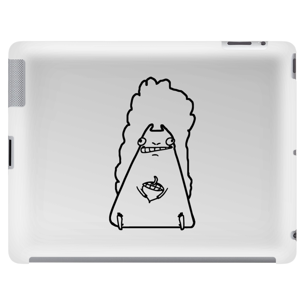twitchy squirrel art Tablet (horizontal)