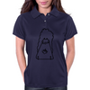 twitchy squirrel art Womens Polo