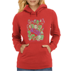 Twiztid Brand New Fright Fest 2015 Womens Hoodie