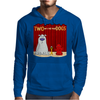 Two and a half Stupid Dogs Mens Hoodie