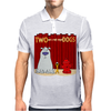 Two and a half Stupid Dogs Mens Polo