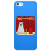 Two and a half Stupid Dogs Phone Case