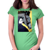 TWO BEAUTYS Womens Fitted T-Shirt