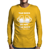 Two beer Mens Long Sleeve T-Shirt