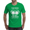 Two beer Mens T-Shirt