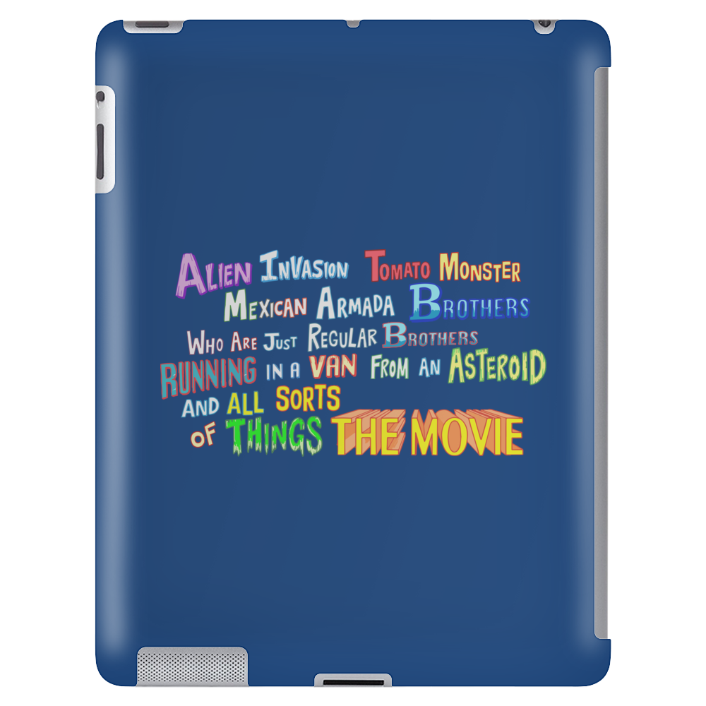 Two Brothers... The Movie [Rick and Morty] Tablet