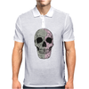 Two Colour Skull Buggery Mens Polo