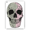 Two Colour Skull Buggery Tablet