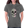 Two Colour Skull Buggery Womens Polo