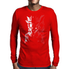 Two Face Mens Long Sleeve T-Shirt