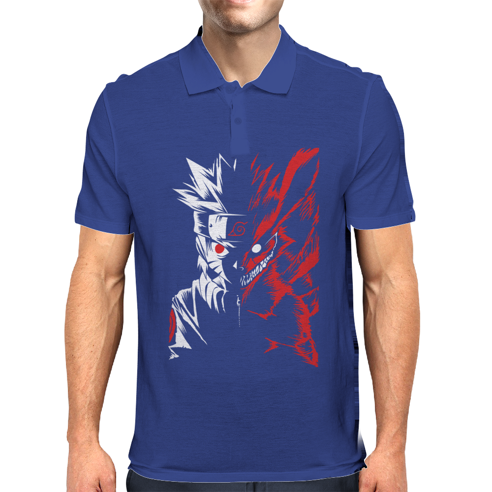 Two Face Mens Polo