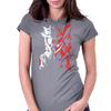Two Face Womens Fitted T-Shirt
