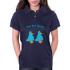Two Fat Birds Womens Polo