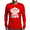 Two For Juan Mexican Mens Long Sleeve T-Shirt