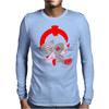 Two heads are stranger than one Mens Long Sleeve T-Shirt