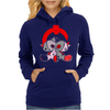 Two heads are stranger than one Womens Hoodie