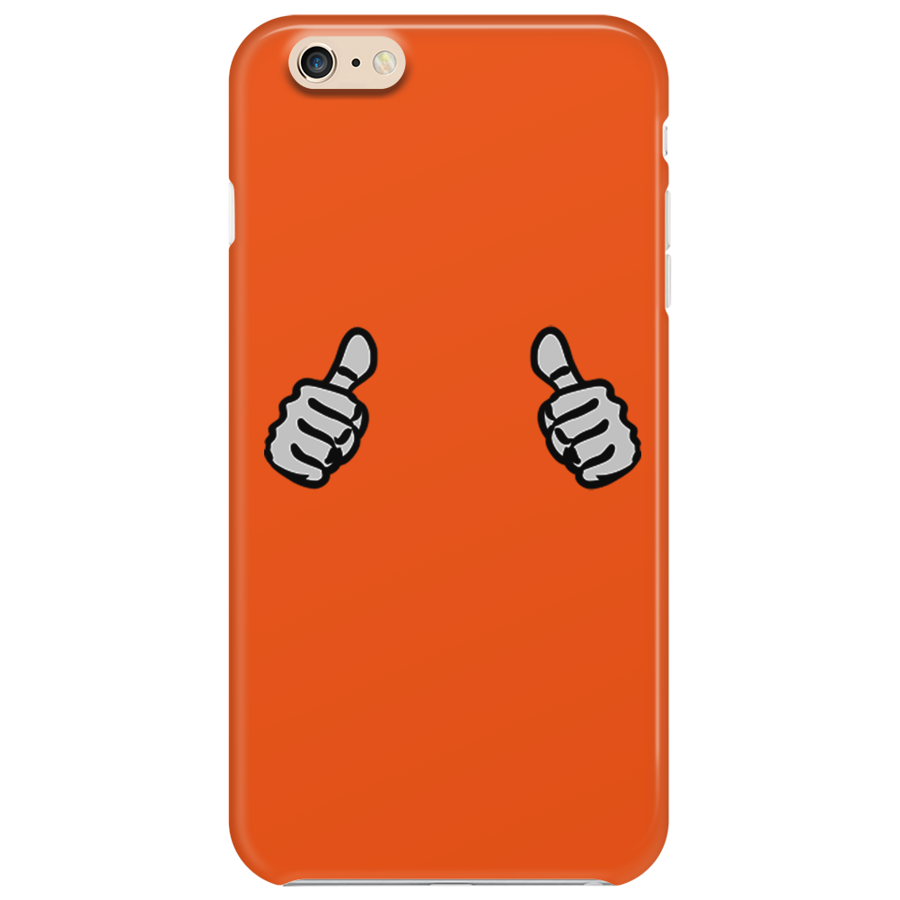 Two Thumbs Up Phone Case