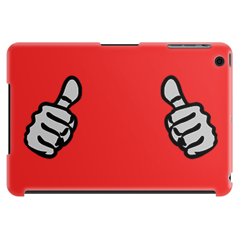 Two Thumbs Up Tablet (horizontal)
