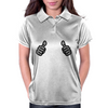 Two Thumbs Up Womens Polo
