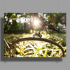 Two Wheel Adventure Poster Print (Landscape)