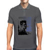 Tyler durden the fight club Blue Mens Polo