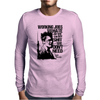 Tyler durden the fight club Mens Long Sleeve T-Shirt