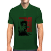 Tyler durden the fight club Red Mens Polo