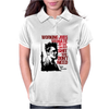 Tyler durden the fight club Red Womens Polo