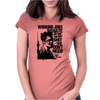 Tyler durden the fight club Womens Fitted T-Shirt