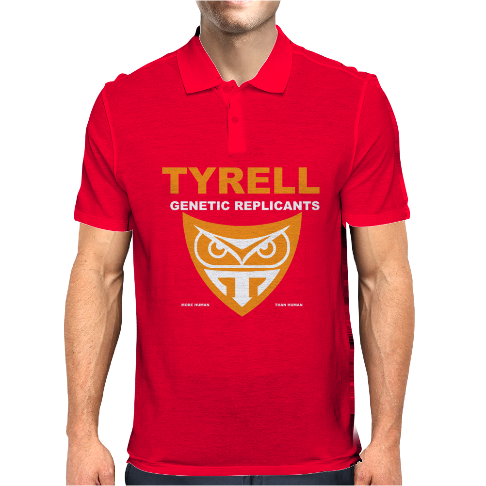 Tyrell Corp Movie Mens Mens Polo