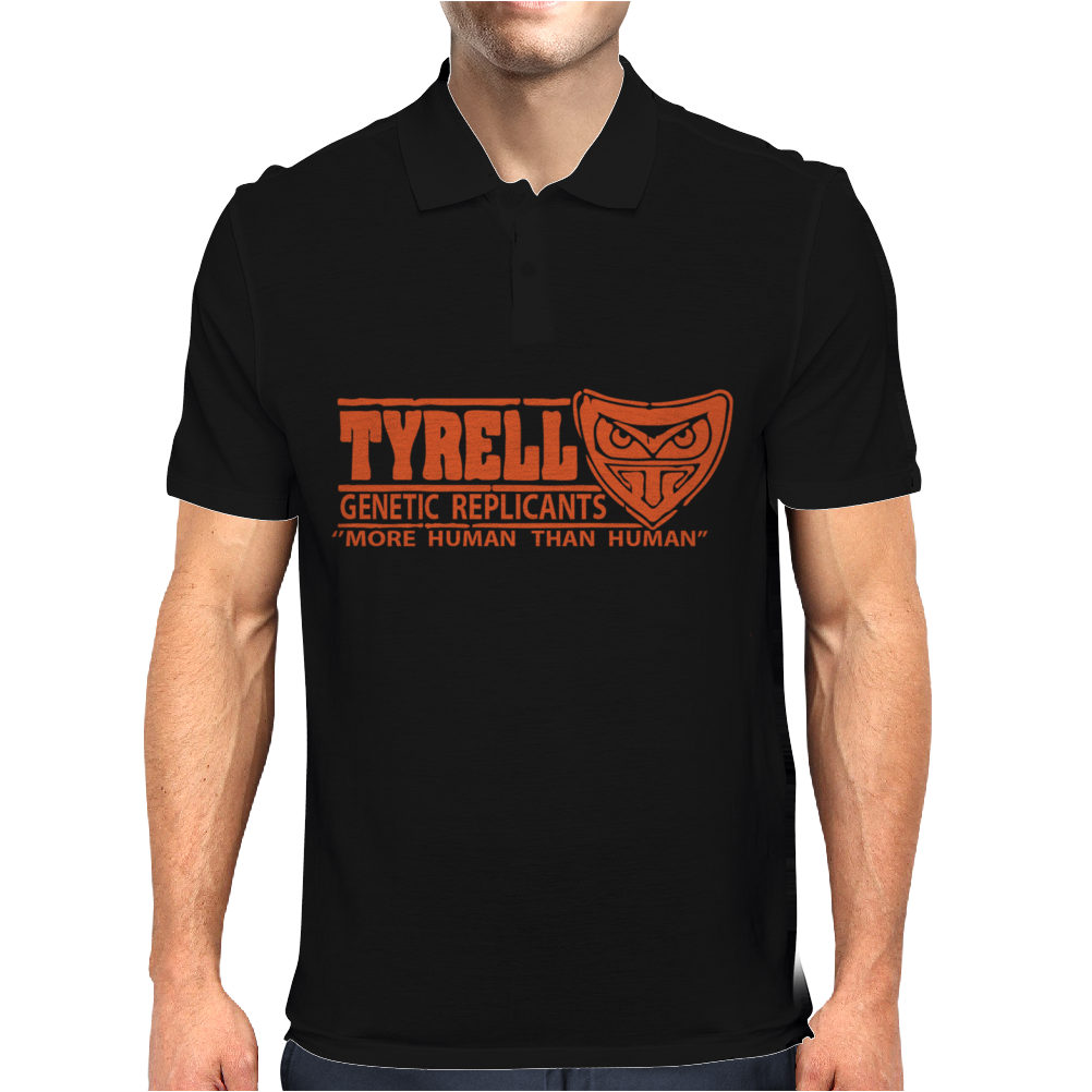 Tyrell Genetic Replicants Mens Polo
