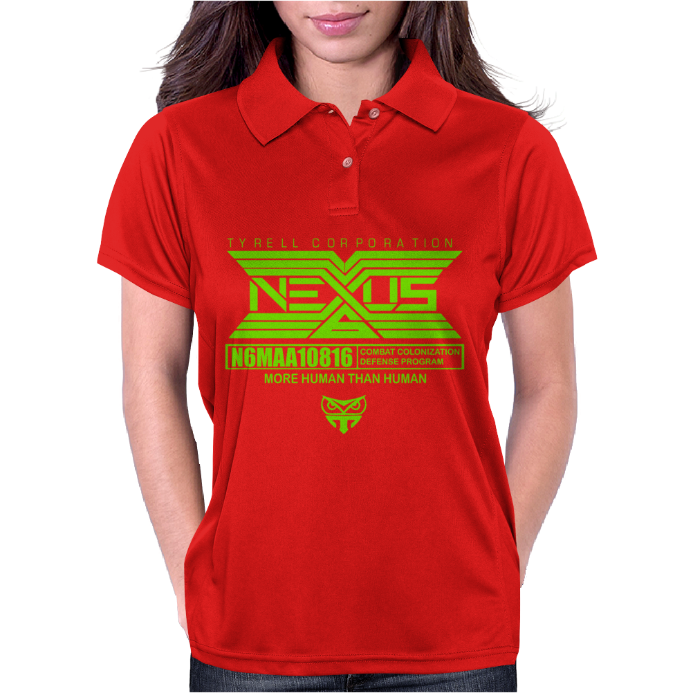 Tyrell Nexus Womens Polo