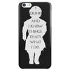 Tyrion Lannister Game of thrones I drink and I know things Phone Case