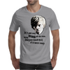 Tyrion priorities ( Tyrion drunk ) Mens T-Shirt