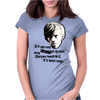 Tyrion priorities ( Tyrion drunk ) Womens Fitted T-Shirt
