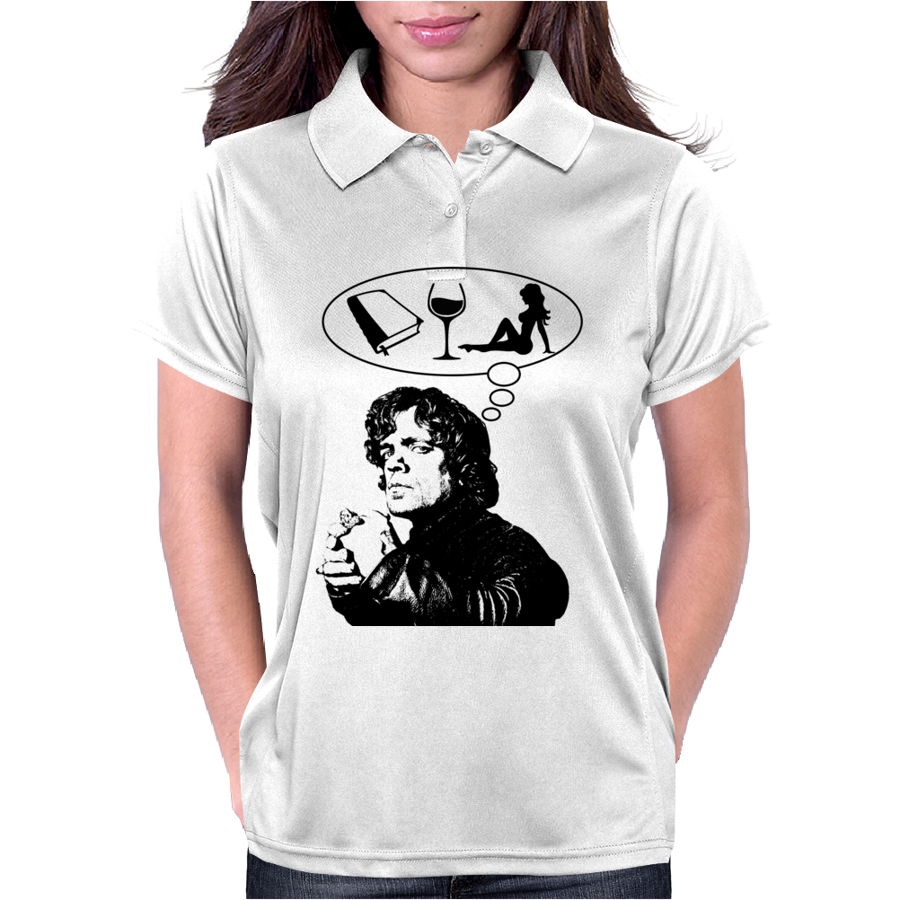 Tyrion priorities Womens Polo