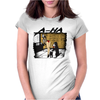 ugly dog Womens Fitted T-Shirt