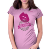 UGO & VITTORE DELICIOUS KISS Womens Fitted T-Shirt