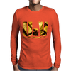 UGO & VITTORE GOLD COLLECTION Mens Long Sleeve T-Shirt